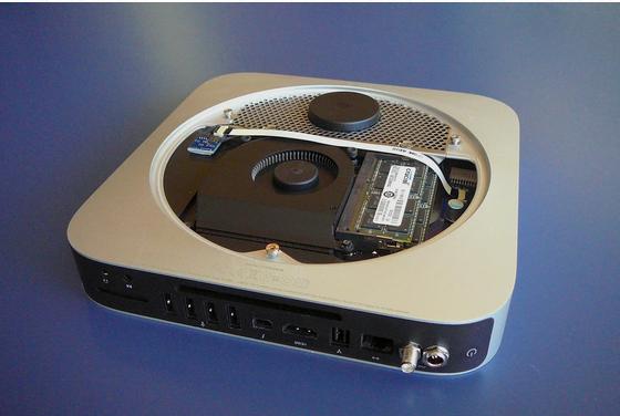 Mac mini DC-Conversion / Linear Fan Controller Kit (MMK)
